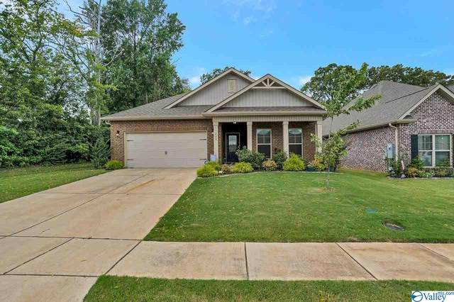 264 Falcon Ridge Drive, New Market, AL 35761 (MLS #1785415) :: Coldwell Banker of the Valley