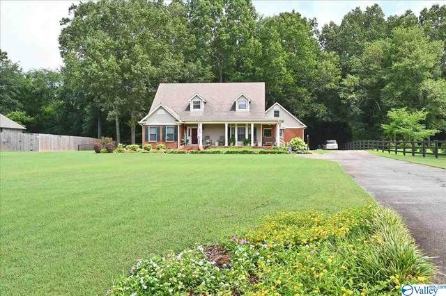 115 Jasper Drive, Gurley, AL 35748 (MLS #1785521) :: MarMac Real Estate