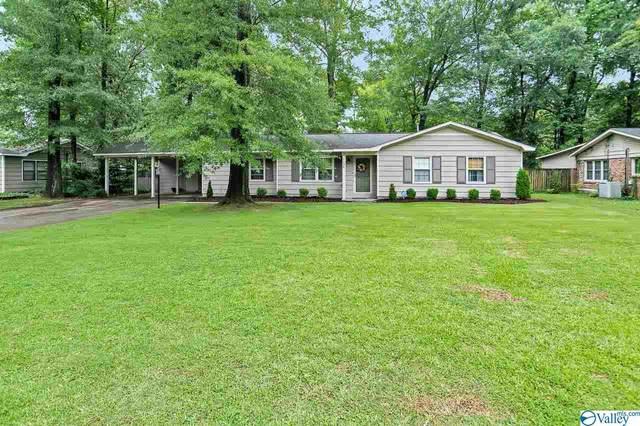 1604 Eastmead Avenue, Decatur, AL 35601 (MLS #1785570) :: MarMac Real Estate