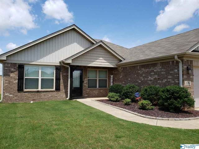176 Walkers Hill Road, Meridianville, AL 35759 (MLS #1785652) :: Coldwell Banker of the Valley