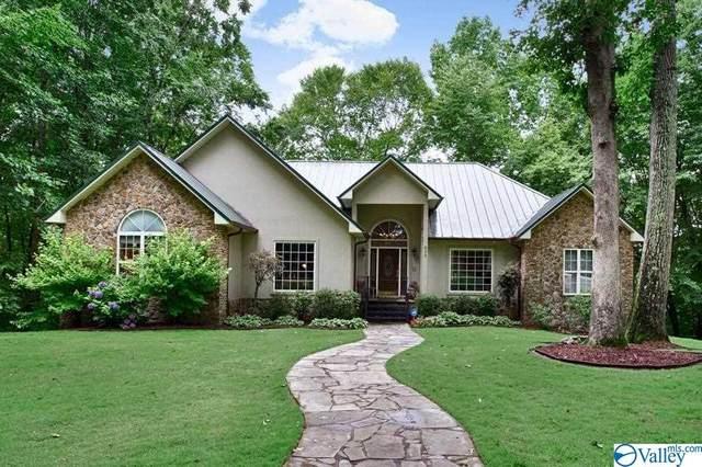 635 Carriger Road, Hazel Green, AL 35750 (MLS #1785654) :: Green Real Estate