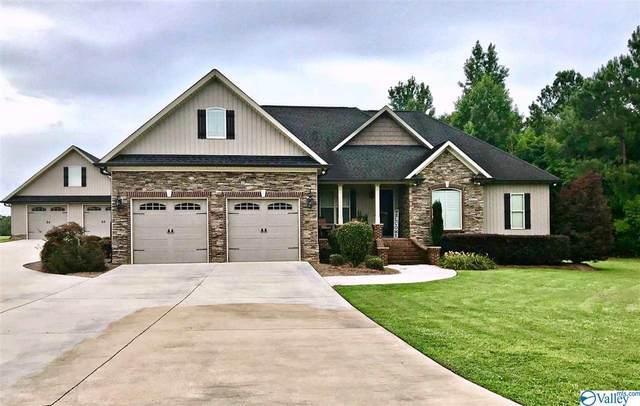 1815 Ben Clough Lane, Southside, AL 35907 (MLS #1785663) :: MarMac Real Estate