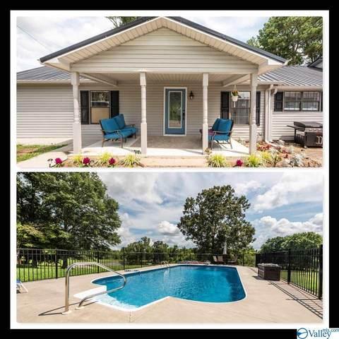 766 Coosa Road, Boaz, AL 35956 (MLS #1785671) :: Legend Realty