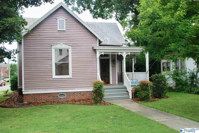 201 Walker Avenue, Huntsville, AL 35801 (MLS #1785711) :: RE/MAX Unlimited
