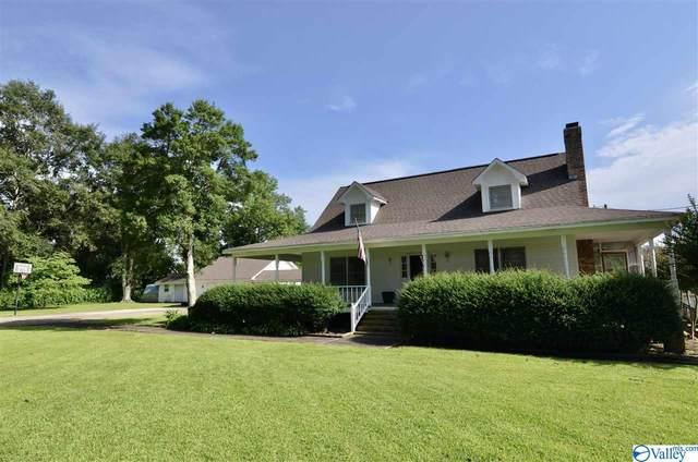 2580 Whorton Bend Road, Gadsden, AL 35901 (MLS #1785765) :: MarMac Real Estate