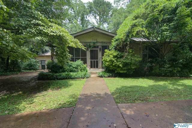 1105 Big Cove Road, Huntsville, AL 35801 (MLS #1785766) :: Amanda Howard Sotheby's International Realty