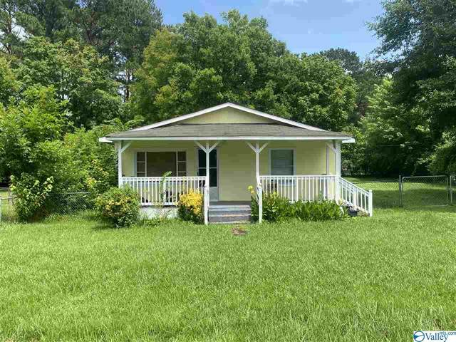 410 Wood Avenue, Attalla, AL 35954 (MLS #1785805) :: Coldwell Banker of the Valley