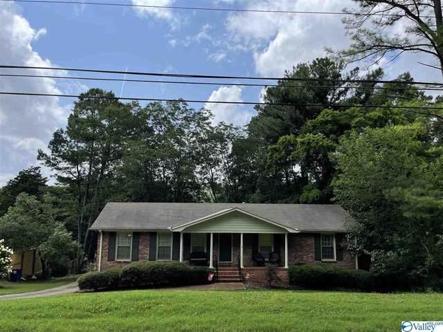 702 SE Fagan Springs Drive, Huntsville, AL 35801 (MLS #1785821) :: Amanda Howard Sotheby's International Realty