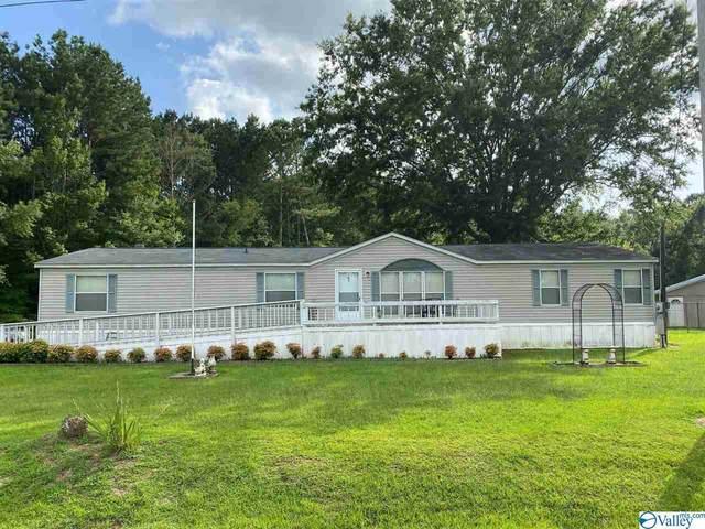 465 County Road 65, Centre, AL 35960 (MLS #1785826) :: MarMac Real Estate