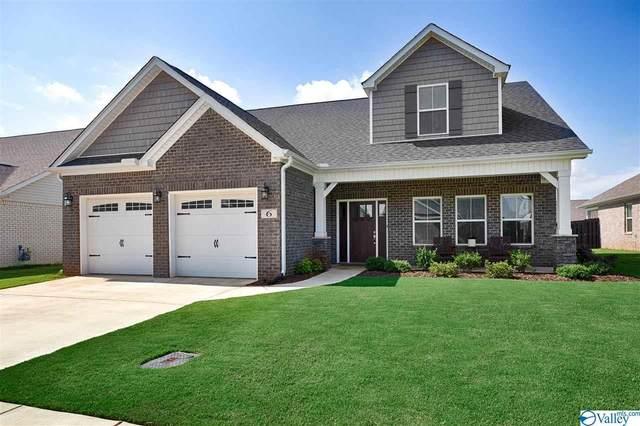 6 Burke Avenue, Madison, AL 35756 (MLS #1785902) :: Green Real Estate