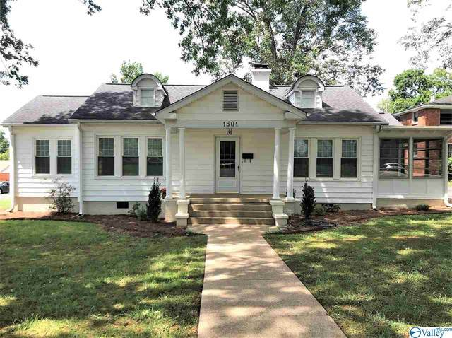 1501 Randolph Avenue, Huntsville, AL 35801 (MLS #1785923) :: Amanda Howard Sotheby's International Realty