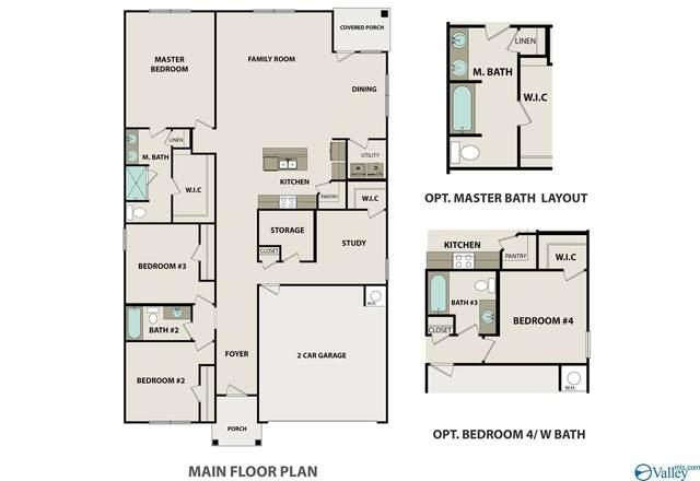 608 Magnolia Place Lane, Hartselle, AL 35640 (MLS #1785951) :: Green Real Estate