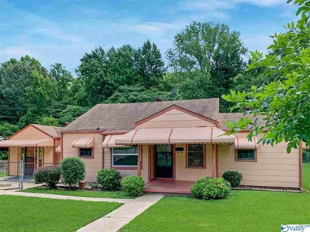 1005 Brookside Drive, Gadsden, AL 35901 (MLS #1785970) :: Green Real Estate