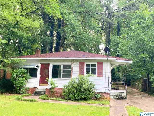 1226 Jupiter Street, Gadsden, AL 35901 (MLS #1785976) :: MarMac Real Estate