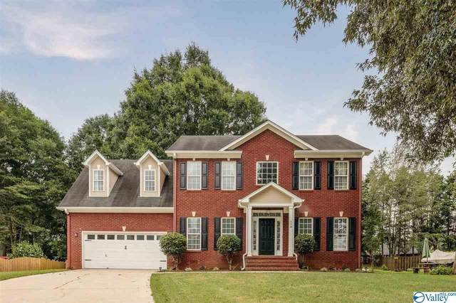 112 Winding Brook Lane, Huntsville, AL 35811 (MLS #1786032) :: Green Real Estate