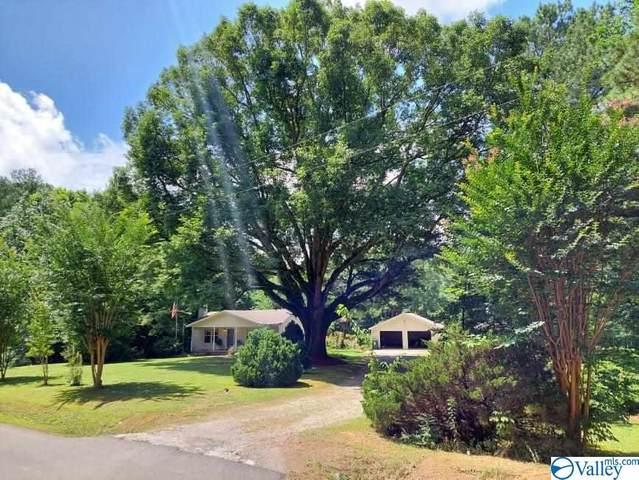591 Pine Burr Road, Eva, AL 35621 (MLS #1786121) :: Rebecca Lowrey Group