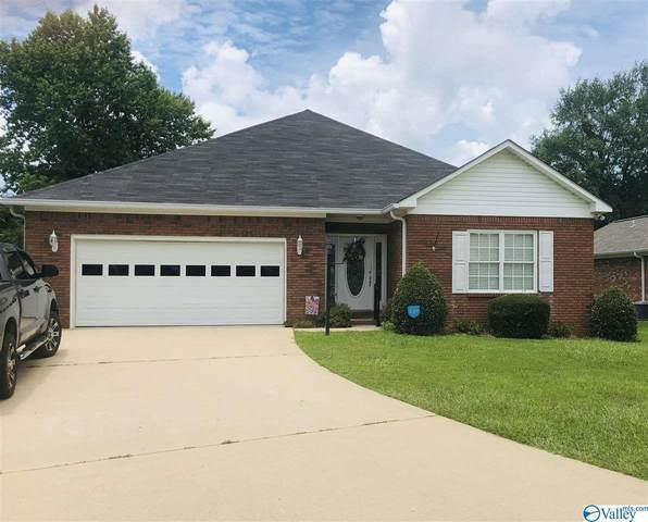 417 Golden Eagle Circle, Jasper, AL 35504 (MLS #1786133) :: Green Real Estate