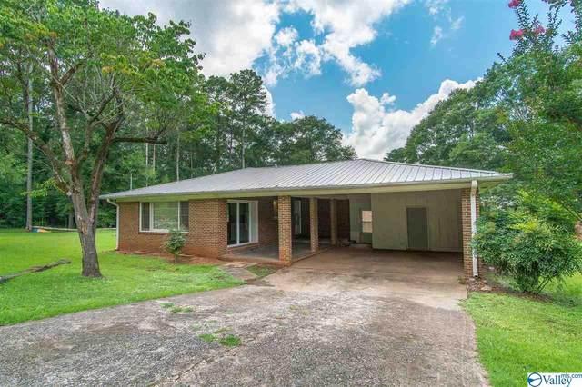 110 Marie Avenue, Jacksonville, AL 36265 (MLS #1786144) :: Southern Shade Realty