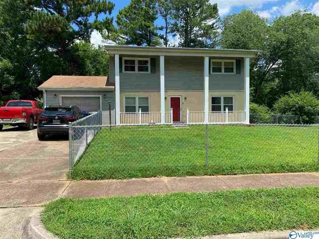 3724 NW Jamestown Drive, Huntsville, AL 35810 (MLS #1786148) :: Southern Shade Realty