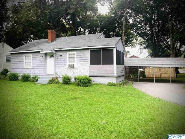 1636 7th Street, Decatur, AL 35601 (MLS #1786154) :: MarMac Real Estate