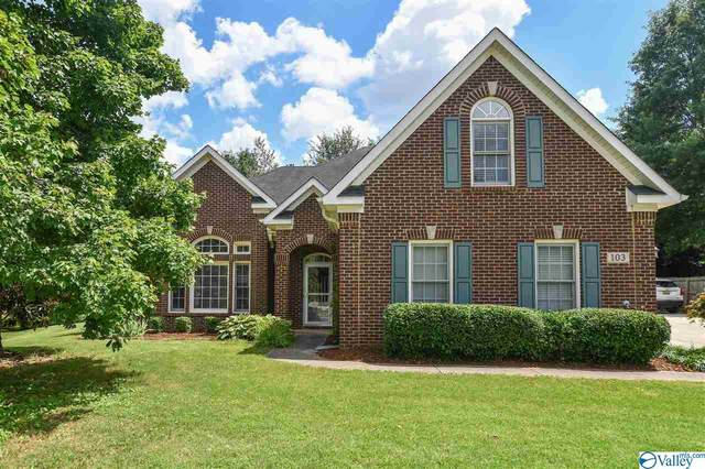 103 Forest Pointe Drive, Madison, AL 35758 (MLS #1786184) :: Green Real Estate