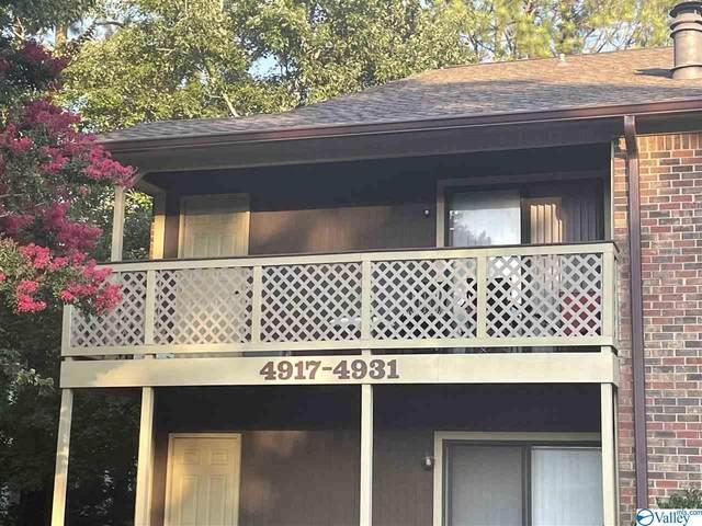 4927 Seven Pines Circle #6, Huntsville, AL 35814 (MLS #1786209) :: RE/MAX Unlimited