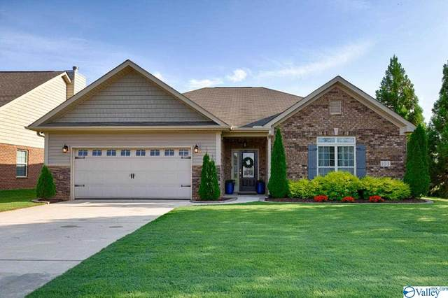 103 Bramble Creek Drive, Meridianville, AL 35759 (MLS #1786232) :: Green Real Estate