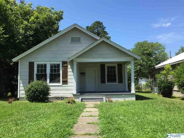 1128 Grant Avenue, Gadsden, AL 35903 (MLS #1786269) :: Coldwell Banker of the Valley
