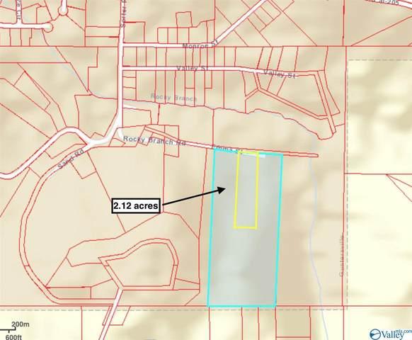 Lot 2 Rocky Branch Road, Guntersville, AL 35976 (MLS #1786319) :: Amanda Howard Sotheby's International Realty