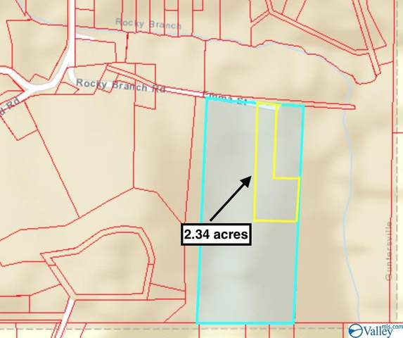 Lot 3 Rocky Branch Road, Guntersville, AL 35976 (MLS #1786320) :: Amanda Howard Sotheby's International Realty
