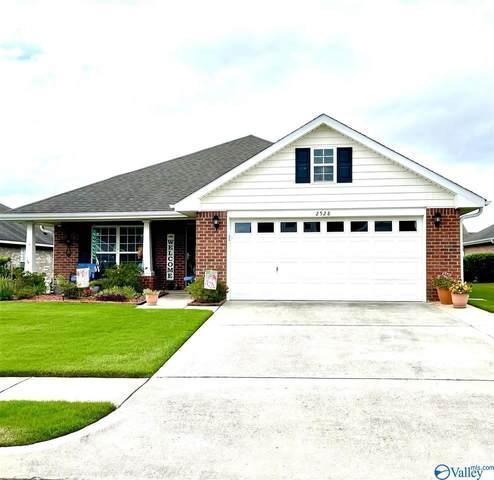 2528 Marjorie Lane, Huntsville, AL 35803 (MLS #1786381) :: Rebecca Lowrey Group