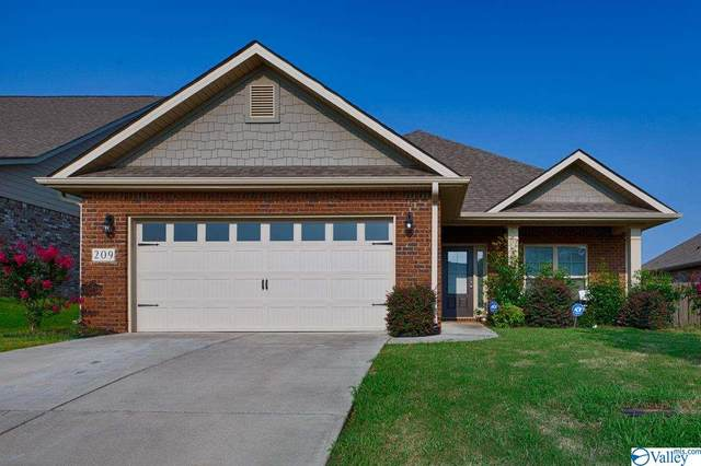 209 Brighton Park Way, Madison, AL 35756 (MLS #1786483) :: Coldwell Banker of the Valley