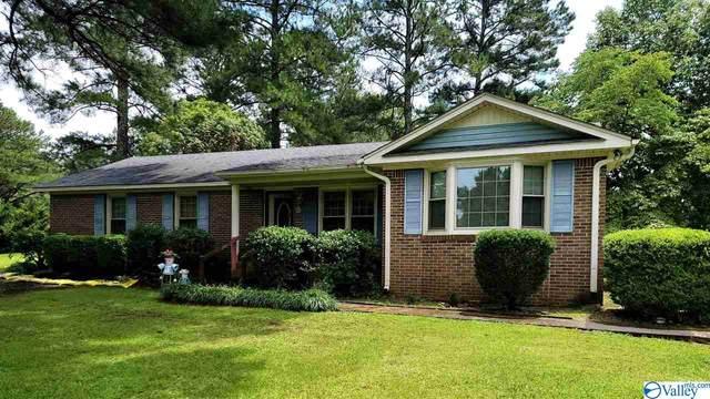 19 Prentiss Drive, Decatur, AL 35603 (MLS #1786518) :: Green Real Estate