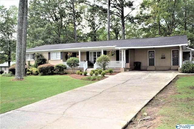 237 Brookhaven Drive, Gadsden, AL 35901 (MLS #1786519) :: Green Real Estate