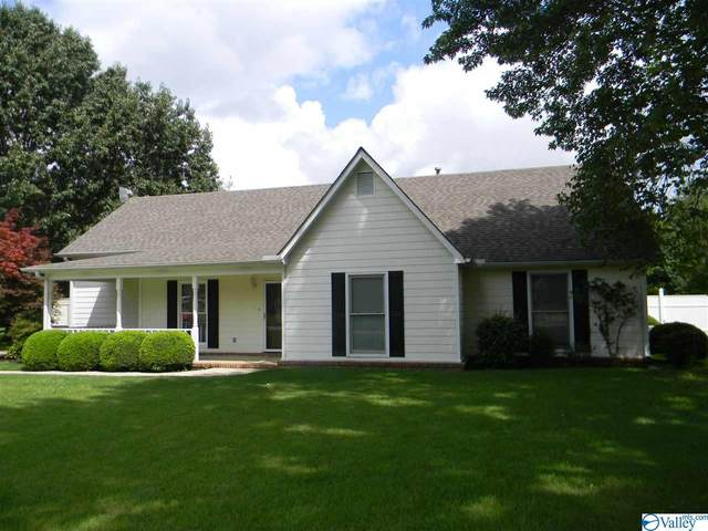 124 Dee Ann Road, Trinity, AL 35673 (MLS #1786544) :: Rebecca Lowrey Group