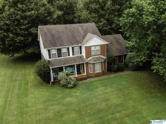 206 Dove Hollow Drive, Meridianville, AL 35759 (MLS #1786552) :: Green Real Estate