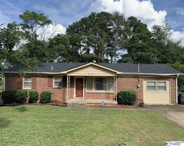 2514 Birchfield Street, Huntsville, AL 35810 (MLS #1786560) :: RE/MAX Distinctive | Lowrey Team