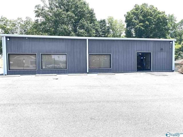 704 Miller Street, Albertville, AL 35950 (MLS #1786600) :: Coldwell Banker of the Valley