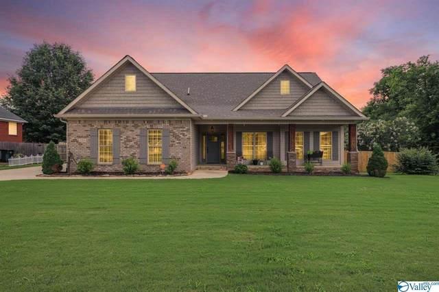 130 Jacob Landing Drive, Hazel Green, AL 35750 (MLS #1786608) :: Green Real Estate