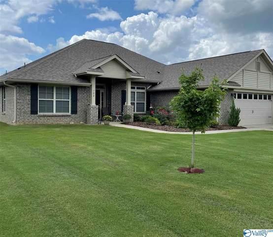 702 Piney Woods Road, Owens Cross Roads, AL 35763 (MLS #1786612) :: Green Real Estate