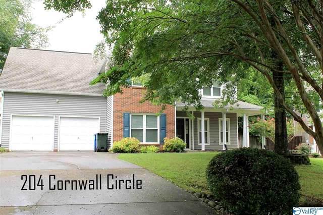 204 Cornwall Circle, Madison, AL 35757 (MLS #1786657) :: Rebecca Lowrey Group