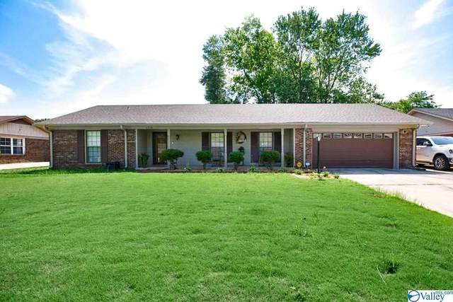 1216 Terrehaute Avenue, Decatur, AL 35601 (MLS #1786748) :: Green Real Estate