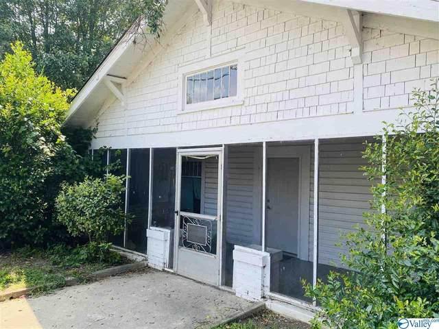 210 College Street, Centre, AL 35960 (MLS #1786815) :: Legend Realty