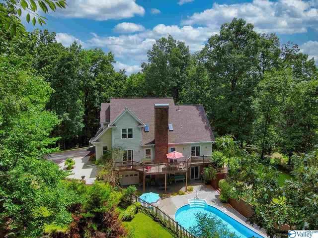 398 County Road 1180, Cullman, AL 35057 (MLS #1786886) :: MarMac Real Estate