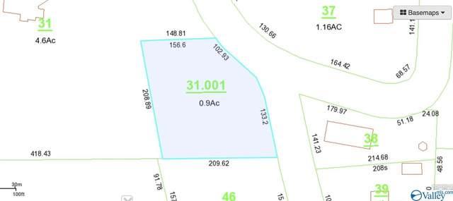 0 Green Mountain Road, Huntsville, AL 35803 (MLS #1786920) :: MarMac Real Estate