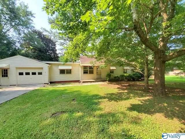 2807 Garvin Road, Huntsville, AL 35810 (MLS #1786932) :: Green Real Estate