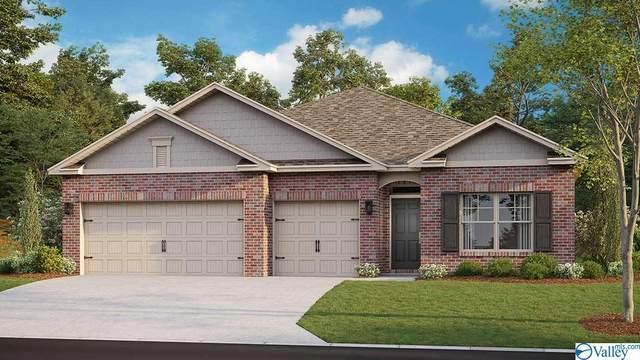 121 Blackburn Trace, Huntsville, AL 35811 (MLS #1786935) :: Green Real Estate