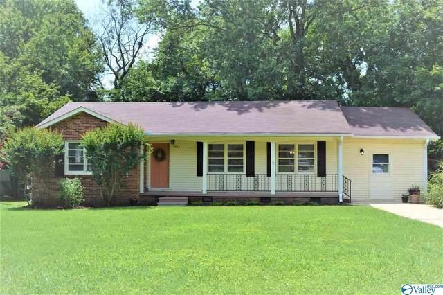 3605 Vogel Drive, Huntsville, AL 35810 (MLS #1786962) :: RE/MAX Distinctive | Lowrey Team