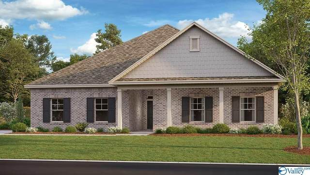 271 Northlake Drive, Meridianville, AL 35759 (MLS #1787028) :: Southern Shade Realty