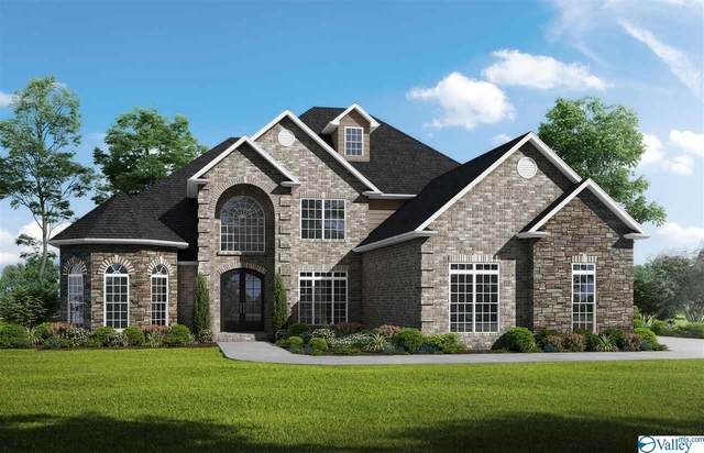 100 Shalerock Drive, Madison, AL 35756 (MLS #1787029) :: MarMac Real Estate